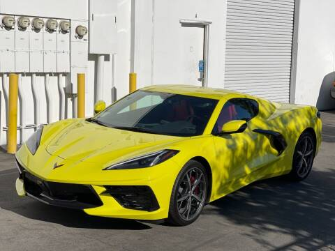 2020 Chevrolet Corvette for sale at Corsa Exotics Inc in Montebello CA