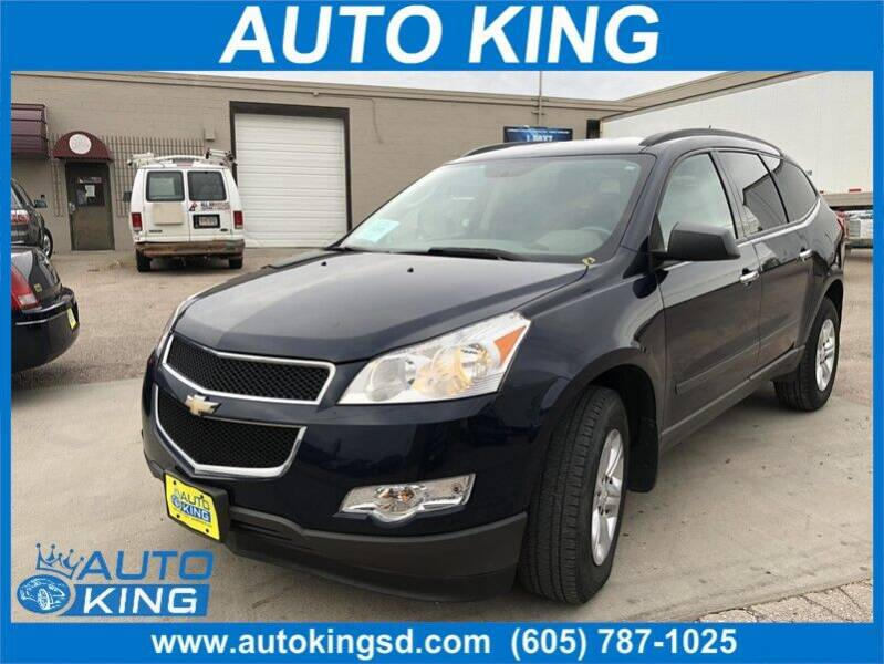 2010 Chevrolet Traverse for sale at Auto King in Rapid City SD