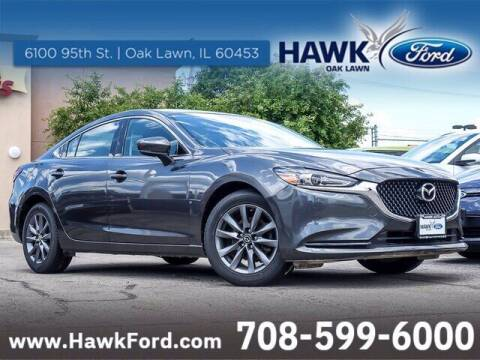 2018 Mazda MAZDA6 for sale at Hawk Ford of Oak Lawn in Oak Lawn IL