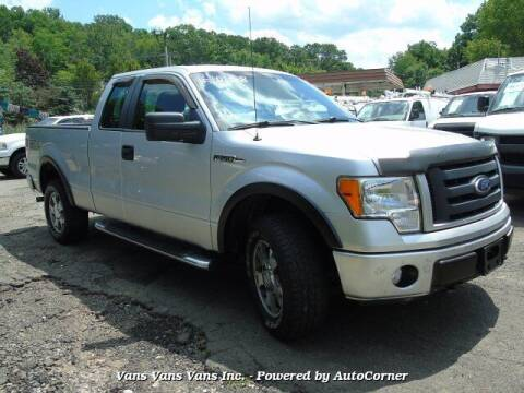 2010 Ford F-150 for sale at Vans Vans Vans INC in Blauvelt NY