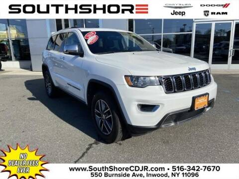 2018 Jeep Grand Cherokee for sale at South Shore Chrysler Dodge Jeep Ram in Inwood NY