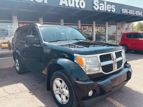 2007 Dodge Nitro for sale at Daniel Auto Sales inc in Clinton Township MI