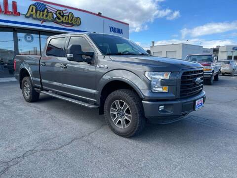 2016 Ford F-150 for sale at Better All Auto Sales in Yakima WA