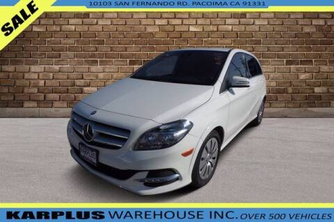 2017 Mercedes-Benz B-Class for sale at Karplus Warehouse in Pacoima CA