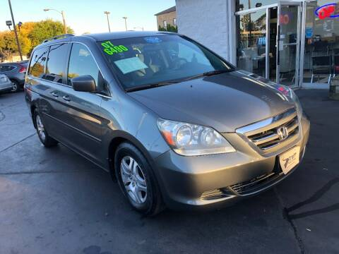 2007 Honda Odyssey for sale at Streff Auto Group in Milwaukee WI