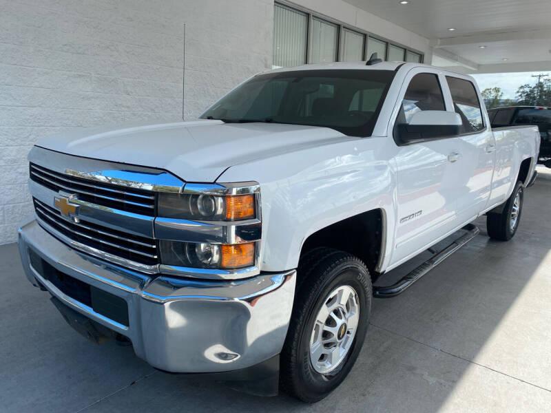 2015 Chevrolet Silverado 2500HD for sale at Powerhouse Automotive in Tampa FL