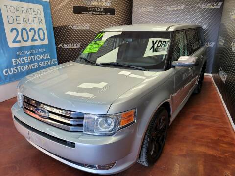 2011 Ford Flex for sale at X Drive Auto Sales Inc. in Dearborn Heights MI