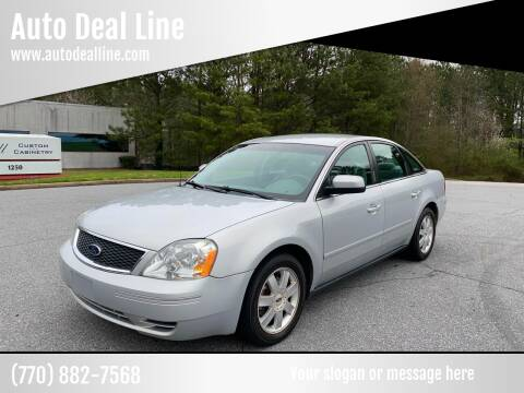 2005 Ford Five Hundred for sale at Auto Deal Line in Alpharetta GA