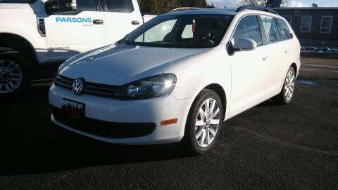 2012 Volkswagen Jetta for sale at Motor City Idaho in Pocatello ID