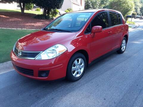 2012 Nissan Versa for sale at Don Roberts Auto Sales in Lawrenceville GA