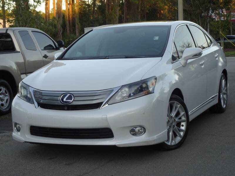 2010 Lexus HS 250h for sale at Deal Maker of Gainesville in Gainesville FL