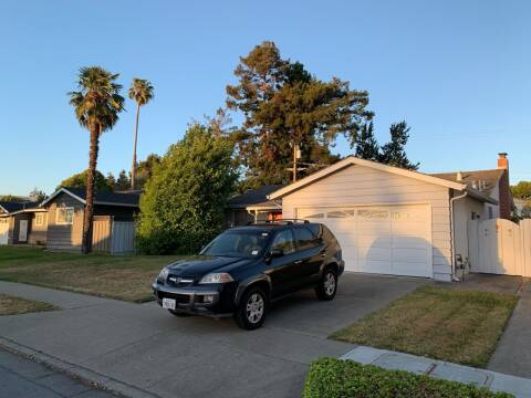 2004 Acura MDX for sale at Blue Eagle Motors in Fremont CA