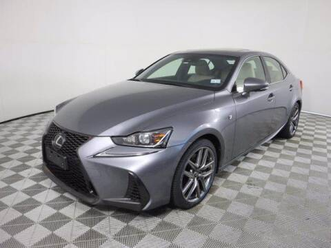 2017 Lexus IS 200t for sale at CU Carfinders in Norcross GA