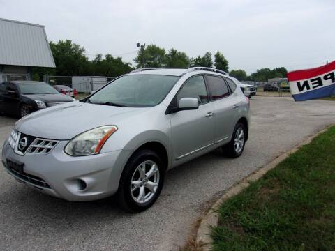 2011 Nissan Rogue for sale at HIGHWAY 42 CARS BOATS & MORE in Kaiser MO