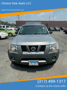 2007 Nissan Xterra for sale at Choice One Auto LLC in Beech Grove IN