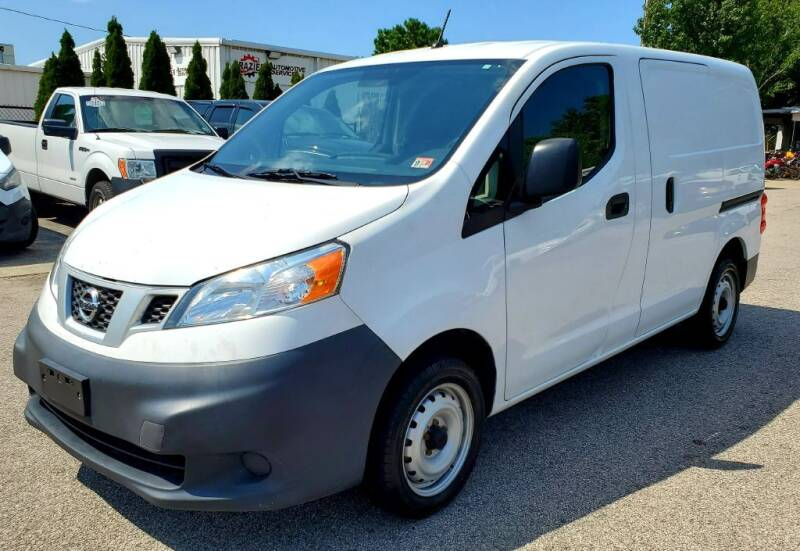 2015 Nissan NV200 for sale at Auto and Cycle Brokers of Tidewater in Norfolk VA