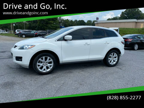 2008 Mazda CX-7 for sale at Drive and Go, Inc. in Hickory NC