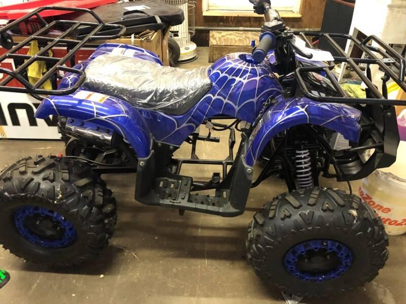 2021 Coolster ATV 3125-XR8U 125cc for sale at ABC Auto Sales (Culpeper) in Culpeper VA
