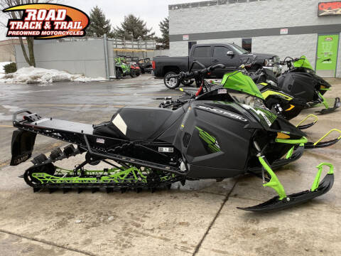 """2019 Arctic Cat M 8000 SNO PRO 153"""" 3.0 for sale at Road Track and Trail in Big Bend WI"""