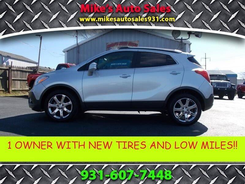 2014 Buick Encore for sale at Mike's Auto Sales in Shelbyville TN