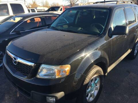 2010 Mazda Tribute for sale at A & G Auto Sales in Lawton OK