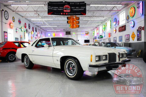 1977 Pontiac Grand Prix for sale at Classics and Beyond Auto Gallery in Wayne MI