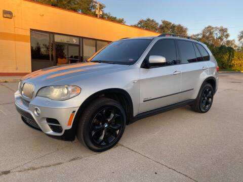 2012 BMW X5 for sale at Xtreme Auto Mart LLC in Kansas City MO