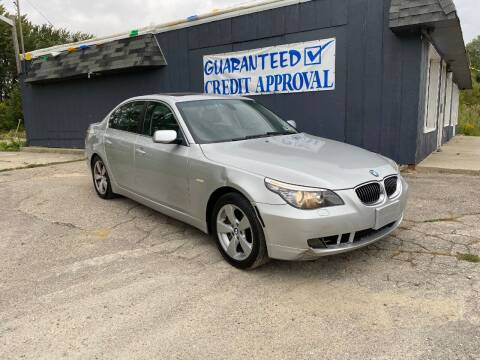 2008 BMW 5 Series for sale at Heely's Autos in Lexington MI