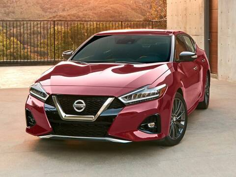 2021 Nissan Maxima for sale at Tom Peacock Nissan (i45used.com) in Houston TX