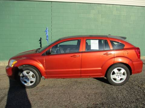 2009 Dodge Caliber for sale at Sally & Assoc. Auto Sales Inc. in Alliance OH