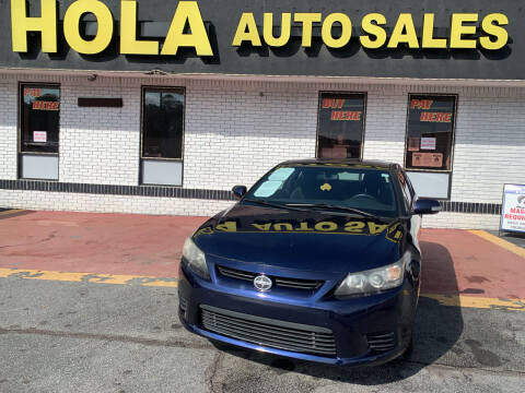 2013 Scion tC for sale at HOLA AUTO SALES CHAMBLEE- BUY HERE PAY HERE - in Atlanta GA