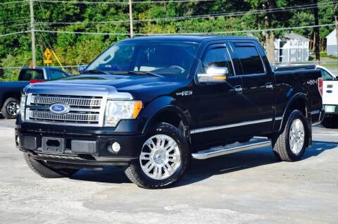 2010 Ford F-150 for sale at Marietta Auto Mall Center in Marietta GA