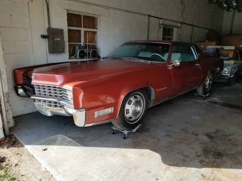 1967 Cadillac Eldorado for sale at STARRY'S AUTO SALES in New Alexandria PA