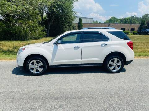 2015 Chevrolet Equinox for sale at H&C Auto in Oilville VA