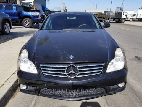 2011 Mercedes-Benz CLS for sale at Ournextcar/Ramirez Auto Sales in Downey CA