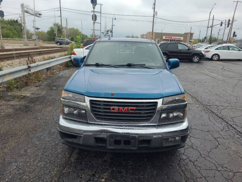 2012 GMC Canyon for sale at Discovery Auto Sales in New Lenox IL