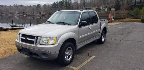 2002 Ford Explorer Sport Trac for sale at Village Wholesale in Hot Springs Village AR