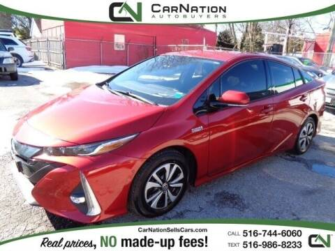 2017 Toyota Prius Prime for sale at CarNation AUTOBUYERS, Inc. in Rockville Centre NY