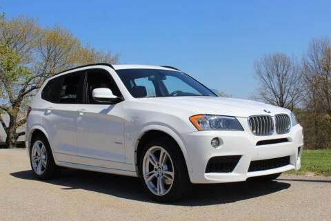 2013 BMW X3 for sale at Harrison Auto Sales in Irwin PA