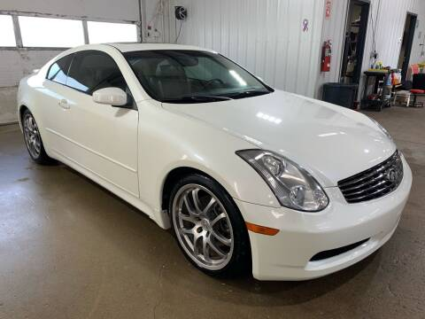 2007 Infiniti G35 for sale at Premier Auto in Sioux Falls SD
