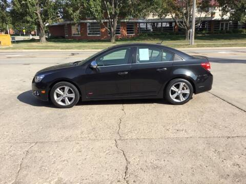 2014 Chevrolet Cruze for sale at Mulder Auto Tire and Lube in Orange City IA