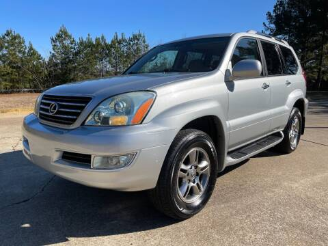 2008 Lexus GX 470 for sale at Selective Imports in Woodstock GA