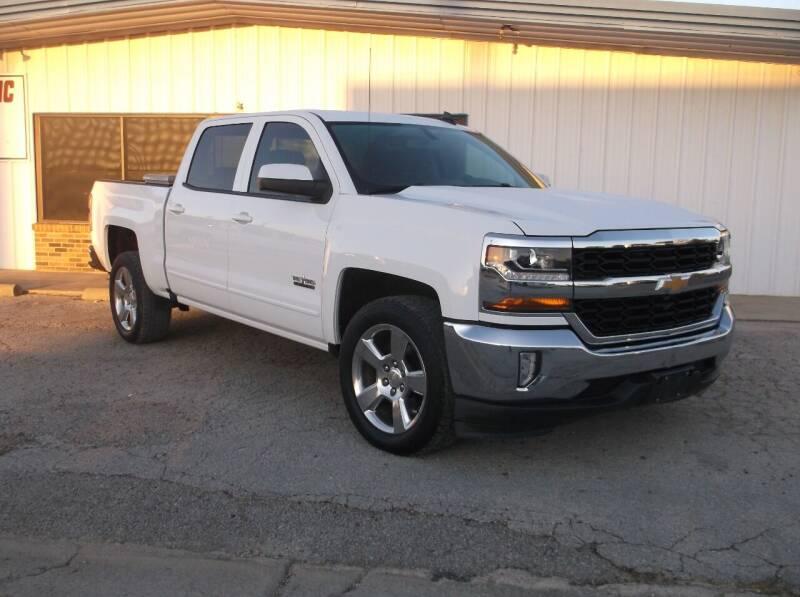 2017 Chevrolet Silverado 1500 for sale at AUTO TOPIC in Gainesville TX