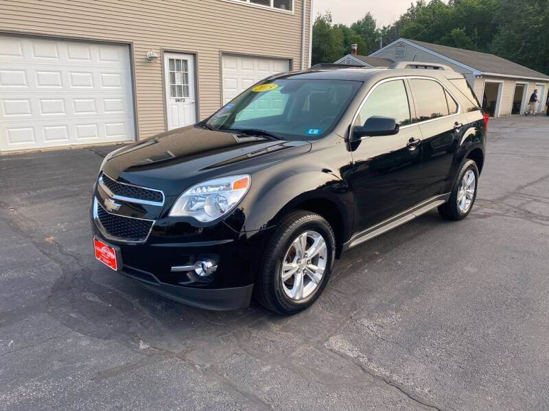 2015 Chevrolet Equinox for sale at Glen's Auto Sales in Fremont NH