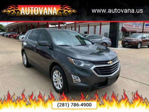 2018 Chevrolet Equinox for sale at AutoVana in Humble TX