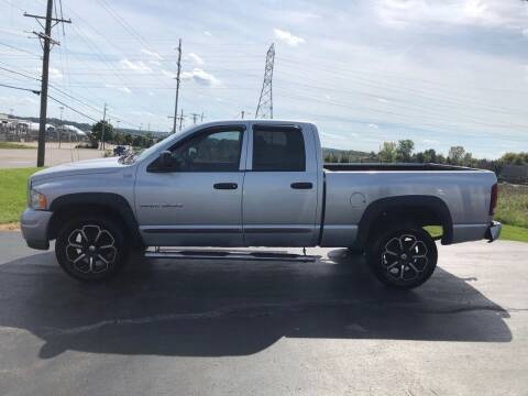 2004 Dodge Ram Pickup 1500 for sale at Country Auto Sales in Boardman OH