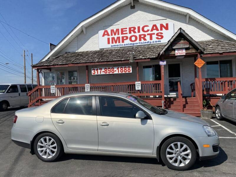 2010 Volkswagen Jetta for sale at American Imports INC in Indianapolis IN