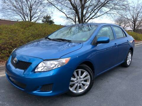 2010 Toyota Corolla for sale at William D Auto Sales in Norcross GA