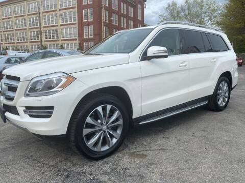 2014 Mercedes-Benz GL-Class for sale at Mass Auto Exchange in Framingham MA
