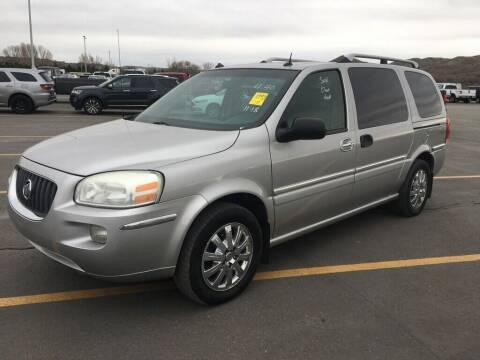 2005 Buick Terraza for sale at KHAN'S AUTO LLC in Worland WY